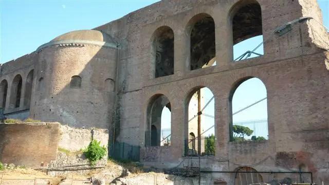 Palatino - O que dá pra fazer em uma conexão em Roma (Foto: Esse Mundo É Nosso)