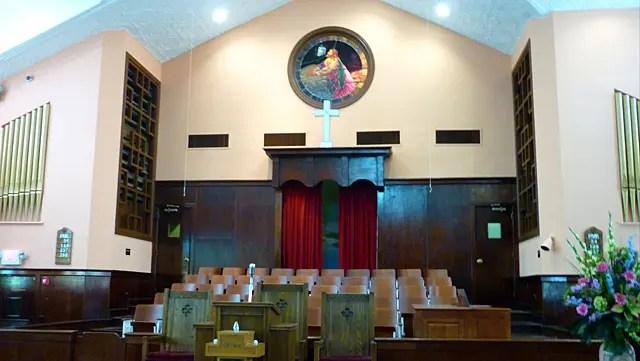 Igreja - A casa em que Martin Luther King nasceu (Foto: Esse Mundo é Nosso)