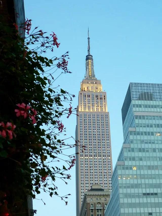 Empire State em Nova York (Foto: Esse Mundo é Nosso)