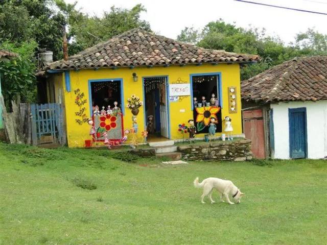 Lavras Novas, Minas Gerais (Foto: Cissa Carvalho)