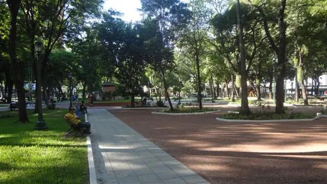 Assunção, Paraguai (Foto: Daniel Bazetto)