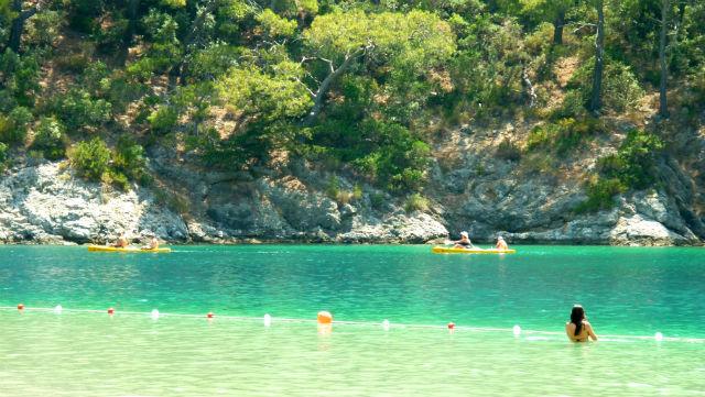 Blue Lagoon - Ölüdeniz, Turquia (Foto: Esse Mundo É Nosso)