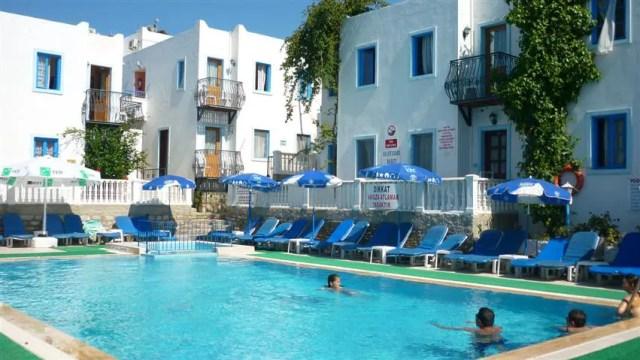 Onde ficar em Bodrum - Gardenya Otel (Foto: Esse Mundo É Nosso)