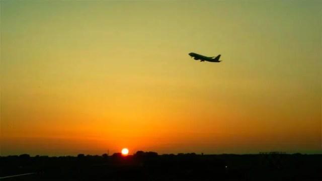 O que é um stopover - Aeroporto de Roma (Foto: Esse Mundo É Nosso)