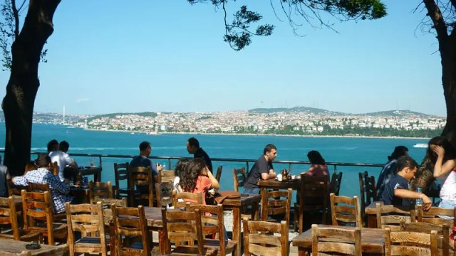 Setustu Cay Bahcesi, Istambul (Foto: Esse Mundo É Nosso)