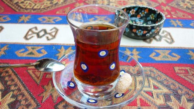 Comida Típica da Turquia (Foto: Esse Mundo É Nosso)