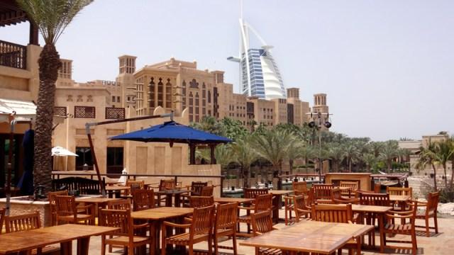 Madinat Jumeirah, City Tour em Dubai (Foto: Esse Mundo É Nosso)