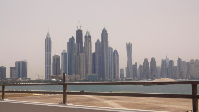 Dubai Marina, City Tour em Dubai (Foto: Esse Mundo É Nosso)
