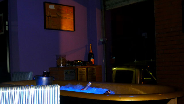 Noite em Manaus - Viúva Negra (Foto: Esse Mundo É Nosso)