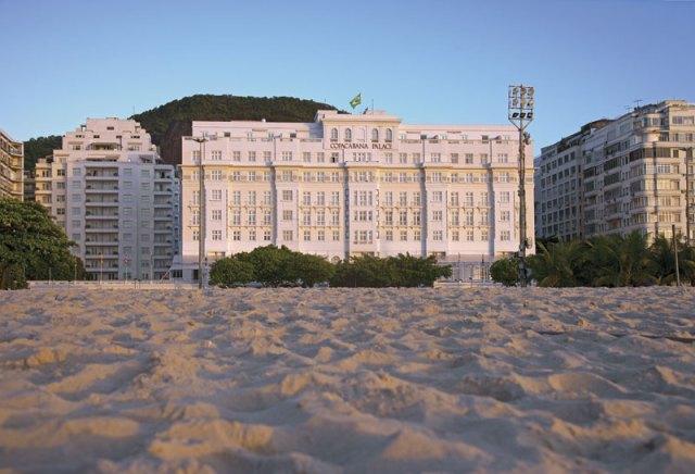 Réveillon no Copacabana Palace (Foto: Divulgação/Romulo Fialdini)