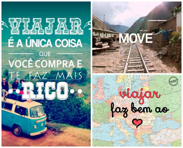 10 Sinais de que você está viciado em viajar (Arte: Esse Mundo É Nosso)