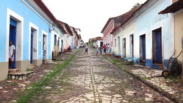Alcântara, Maranhão (Foto: Esse Mundo É Nosso)