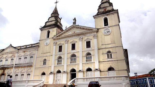 Igreja da Sé - Centro Histórico de São Luís, Maranhão (Foto: Esse Mundo É Nosso)