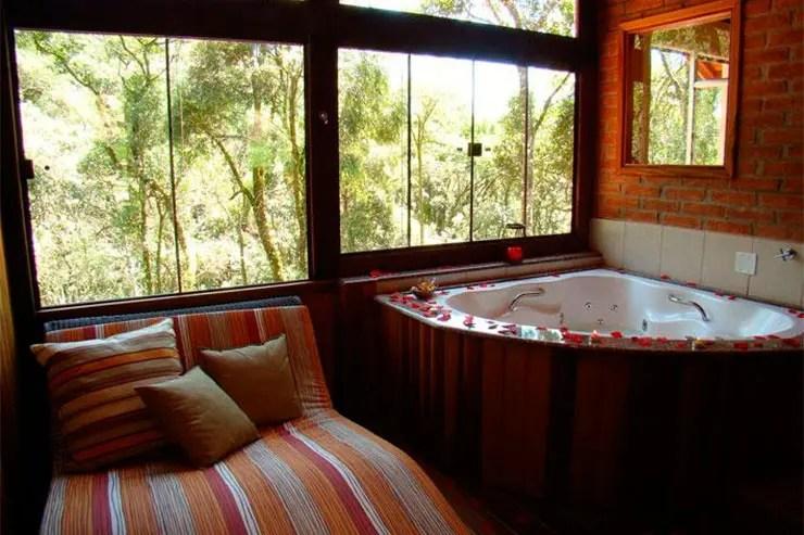 Onde ficar em Monte Verde (Foto: Divulgação)