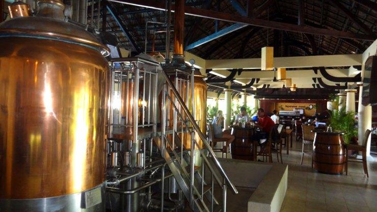 Louisiane Brewhouse em Nha Trang, Vietnã (Foto: Esse Mundo É Nosso)