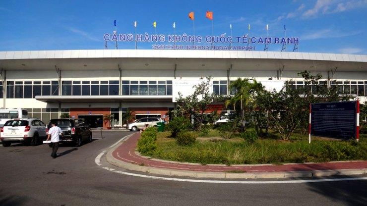 Aeroporto de Nha Trang, Vietnã (Foto: Esse Mundo É Nosso)