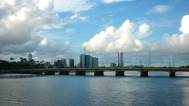 Centro Histórico de Recife (Foto: Esse Mundo É Nosso)