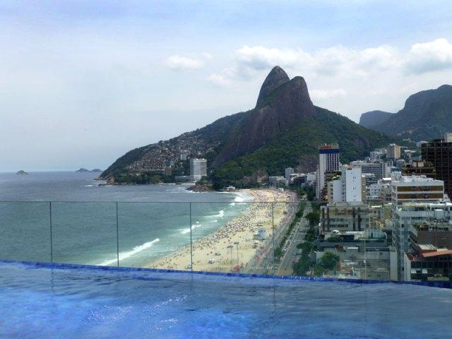 Café com vista no Rio de Janeiro: Espaço 7zero6 (Foto: Esse Mundo É Nosso)