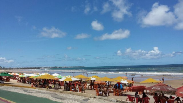 Praia de Patamares, Salvador (Foto: Esse Mundo É Nosso)