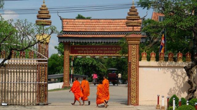 Siem Reap, Camboja (Foto: Esse Mundo É Nosso)
