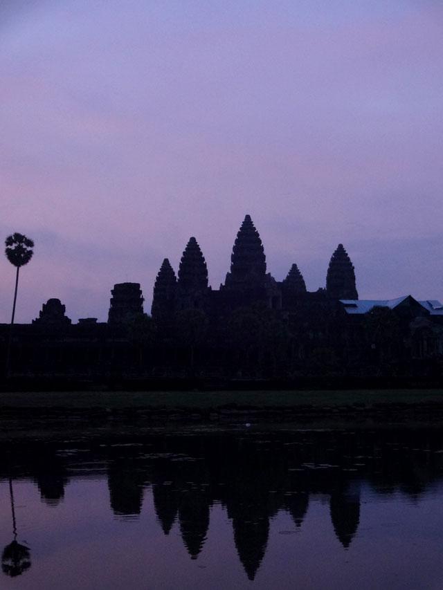 Angkor Wat, Camboja (Foto: Esse Mundo É Nosso)