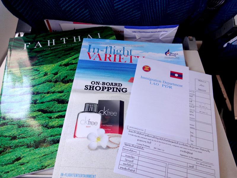 Como é voar Bangkok Airways (Foto: Esse Mundo É Nosso)