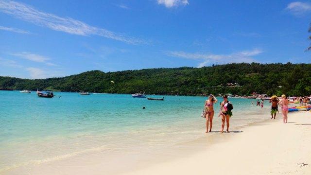 Dicas para viajar pra Tailândia: Koh Phi Phi (Foto: Esse Mundo É Nosso)