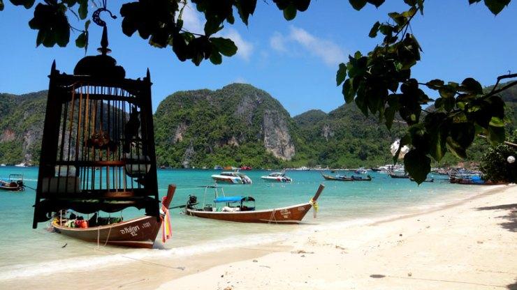 Praias do Sudeste Asiático - Koh Phi Phi, Tailândia (Foto: Esse Mundo É Nosso)