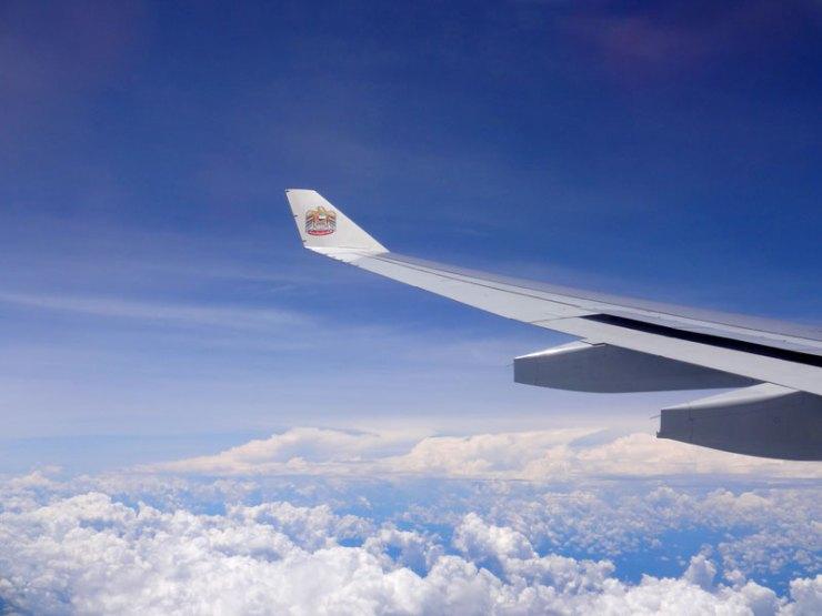 Como é voar Etihad (Foto: Esse Mundo É Nosso)