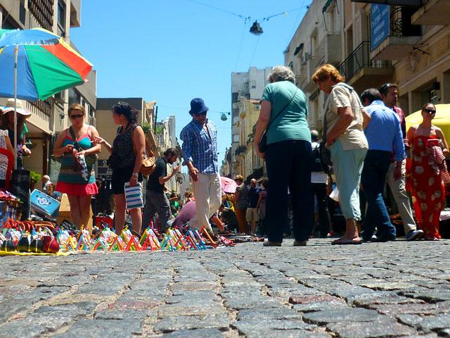 Feira de San Telmo - Dicas de Buenos Aires (Foto: Esse Mundo É Nosso)