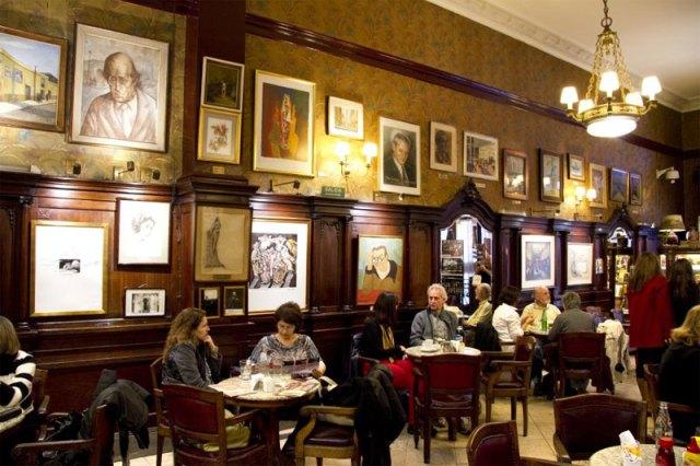 Onde comer em Buenos Aires - Café Tortoni (Foto: Divulgação)