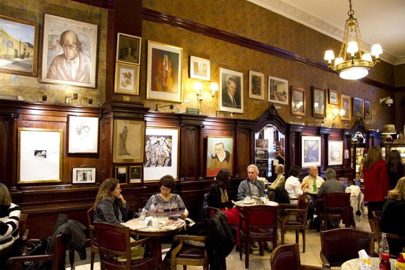 Mitos sobre Buenos Aires - Café Tortoni (Foto: Divulgação)