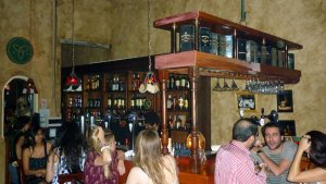 Onde comer em Buenos Aires - Temple Bar (Foto: Esse Mundo É Nosso)