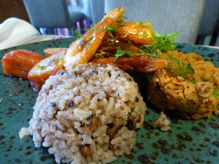 Onde comer em Cartagena: El Santisimo
