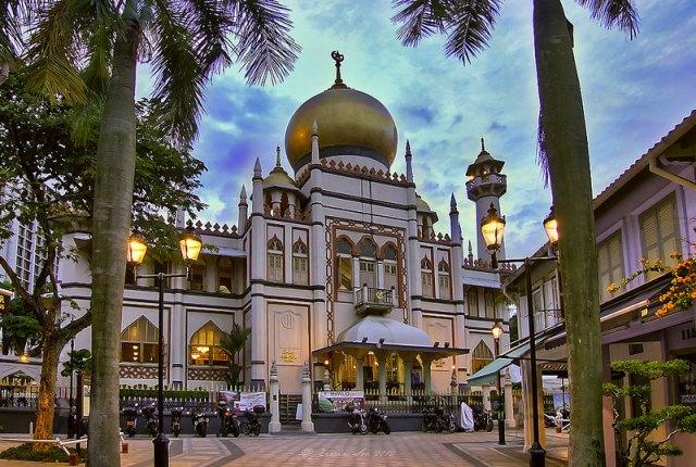 O que fazer em Cingapura: Arab Quarter (Foto: Esse Mundo É Nosso)