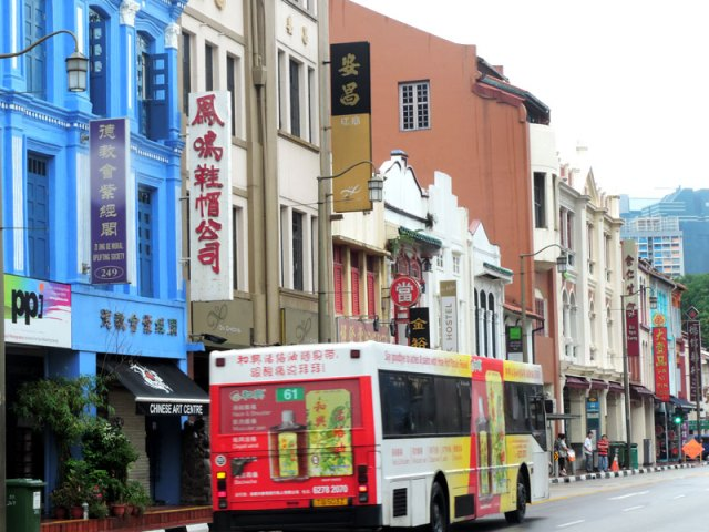 O que fazer em Cingapura: Chinatown (Foto: Esse Mundo É Nosso)