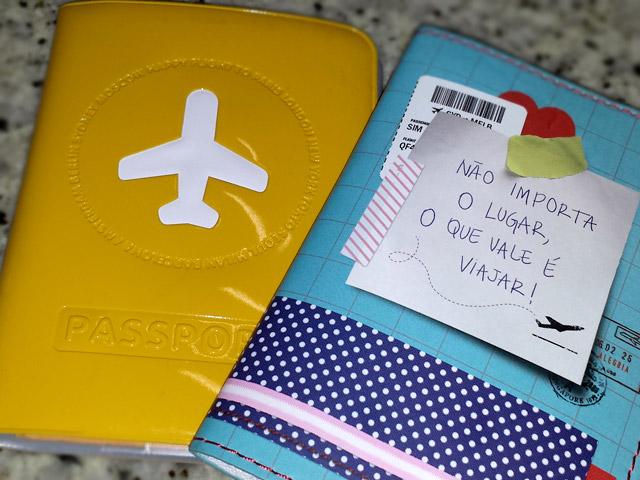 Precisa de Passaporte? (Foto: Esse Mundo É Nosso)