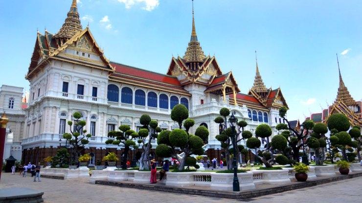 Turismo em Bangkok: Grand Palace (Foto: Esse Mundo É Nosso)