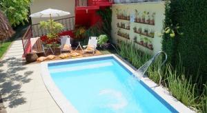 Dicas de hotéis em Olinda: Pousada Baobá