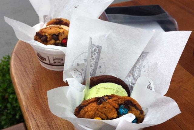 Cookie'n Ice: Sanduíche de Sorvete (Foto: Esse Mundo É Nosso)