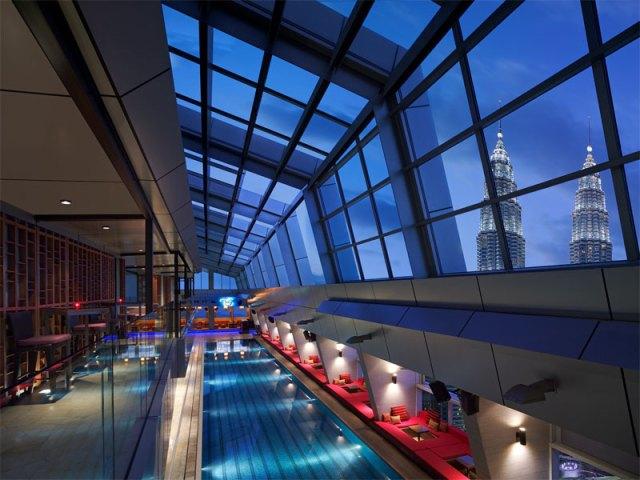 Dica de hotel em Kuala Lumpur: Traders Hotel (Foto: Divulgação)