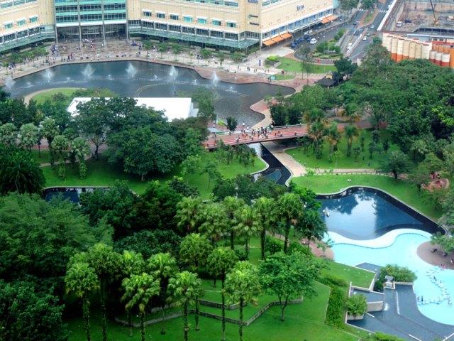 O que fazer em Kuala Lumpur: KLCC (Foto: Esse Mundo É Nosso)