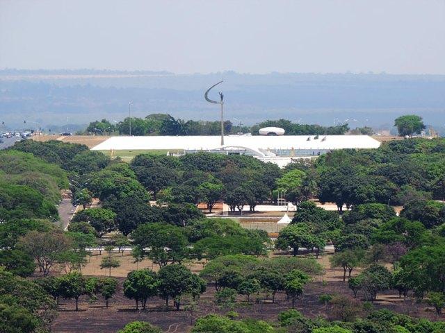Visita à Torre de TV de Brasília (Foto: Esse Mundo É Nosso)