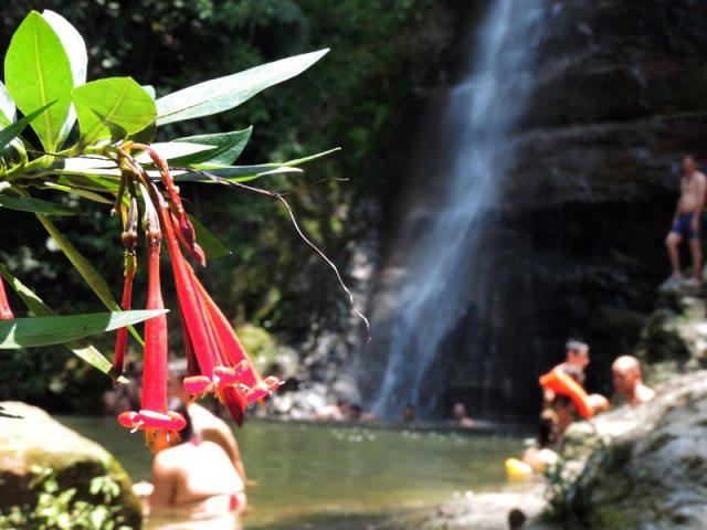 Chapada dos Guimarães: Cachoeira da Geladeira (Foto: Esse Mundo É Nosso)