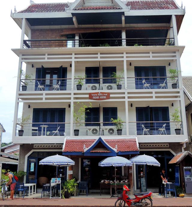 Dica de hotel em Luang Prabang: Indigo House (Foto: Esse Mundo É Nosso)