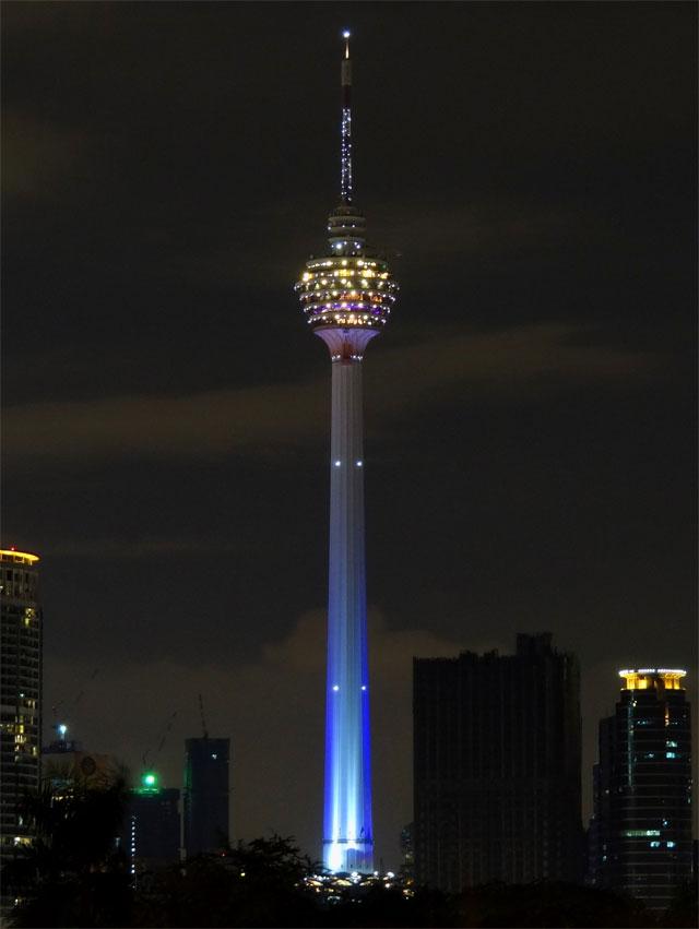 O que fazer em Kuala Lumpur: Menara KL