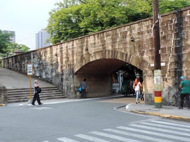 O que fazer em Manila: Intramuros (Foto: Esse Mundo É Nosso)