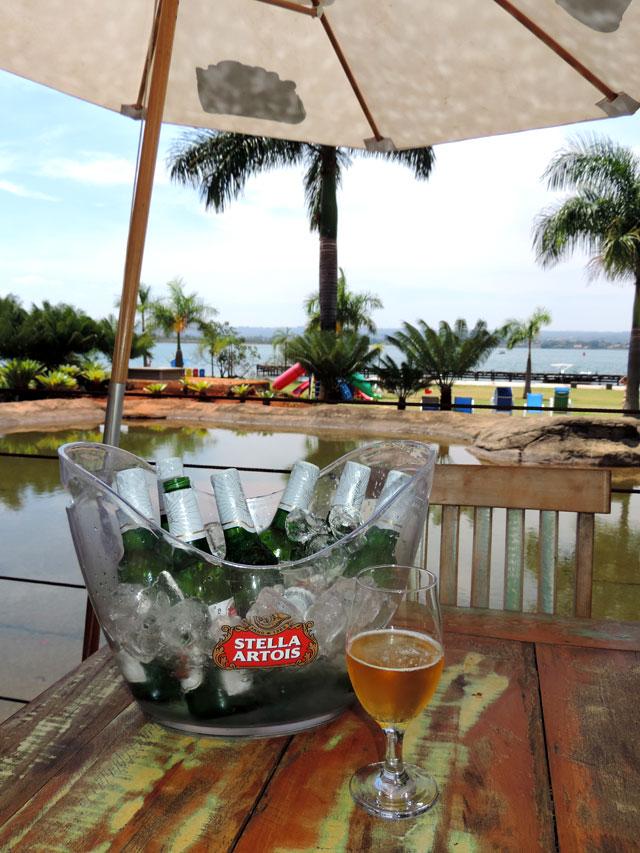 Onde comer em Brasília: Liv Lounge (Foto: Esse Mundo É Nosso)