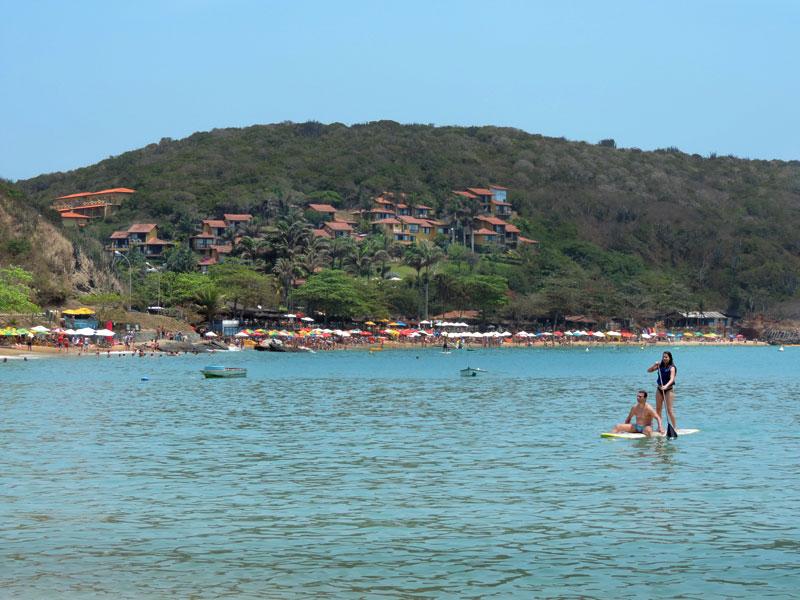 Praias de Búzios: Praia de João Fernandes (Foto: Esse Mundo É Nosso)