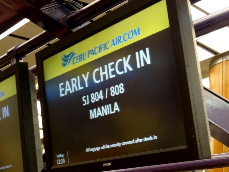 Como é voar Cebu Pacific Air, nas Filipinas (Foto: Esse Mundo É Nosso)